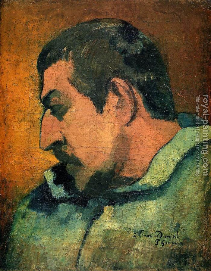 Paul Gauguin : Self Portrait, II